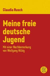 Cover Meine freie deutsche Jugend