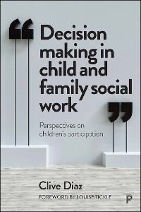 Cover Decision Making in Child and Family Social Work