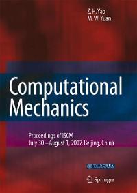 Cover Computational Mechanics