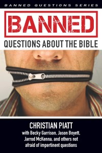 Cover Banned Questions About the Bible