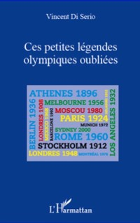 Cover Ces petites legendes olympiques oubliees