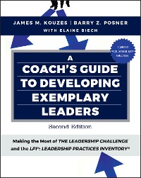 Cover A Coach's Guide to Developing Exemplary Leaders