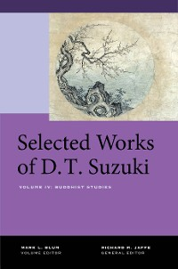 Cover Selected Works of D.T. Suzuki, Volume IV