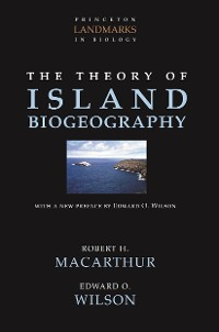Cover The Theory of Island Biogeography