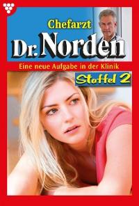 Cover Chefarzt Dr. Norden Staffel 2 – Arztroman