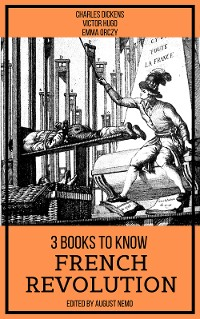 Cover 3 books to know French Revolution