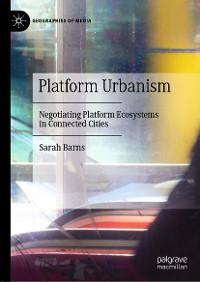 Cover Platform Urbanism