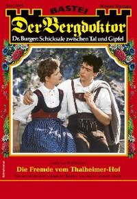 Cover Der Bergdoktor 2049 - Heimatroman