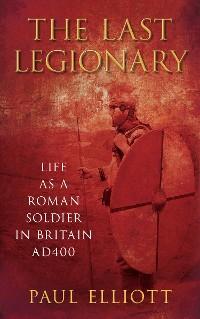 Cover The Last Legionary