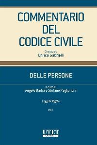 Cover Commentario del Codice Civile Utet - Modulo Delle Persone - Vol. II