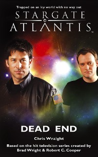 Cover STARGATE ATLANTIS Dead End
