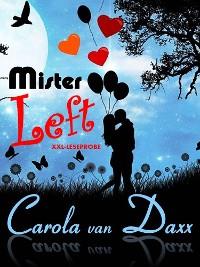 Cover Mister Left (XXL Leseprobe)