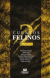 Cover Cuentos felinos 2