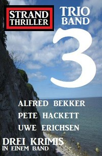 Cover Strand Thriller Trio Band 3 – Drei Krimis in einem Band