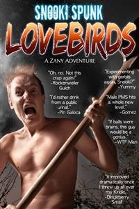 Cover Lovebirds: A Zany Adventure