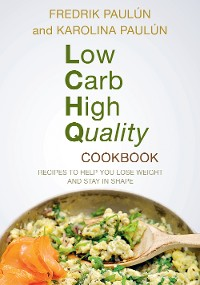 Cover Low Carb High Quality Cookbook