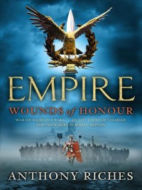 Cover Wounds of Honour: Empire I