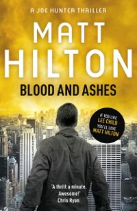 Cover Blood and Ashes