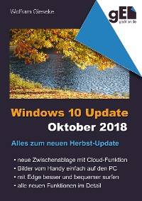 Cover Windows 10 Update - Oktober 2018