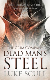 Cover Dead Man's Steel