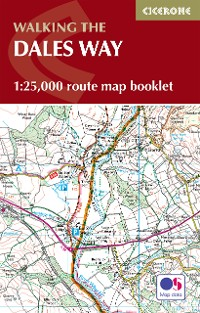 Cover The Dales Way Map Booklet