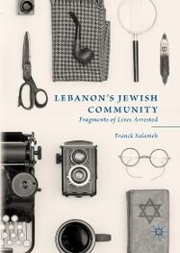Cover Lebanon's Jewish Community