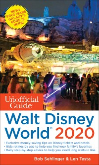 Cover The Unofficial Guide to Walt Disney World 2020