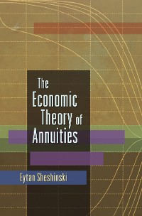 Cover The Economic Theory of Annuities