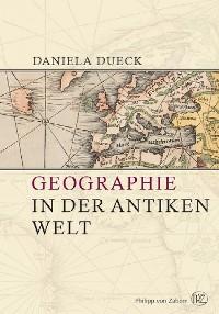 Cover Geographie in der antiken Welt