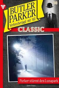 Cover Butler Parker Classic 88 – Kriminalroman