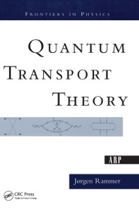 Cover Quantum Transport Theory