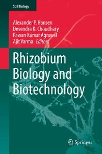Cover Rhizobium Biology and Biotechnology