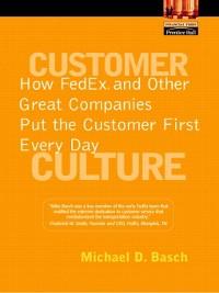 Cover Customer Culture