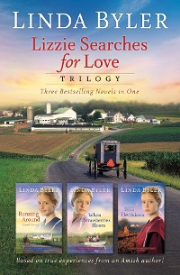 Cover Lizzie Searches for Love Trilogy