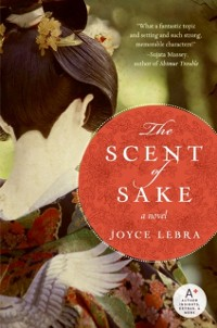 Cover Scent of Sake