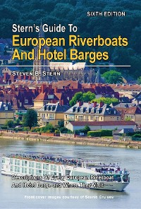 Cover Stern's Guide to European Riverboats and Hotel Barges