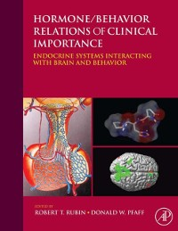 Cover Hormone/Behavior Relations of Clinical Importance