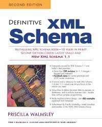 Cover Definitive XML Schema