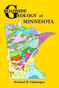 Cover Roadside Geology of Minnesota