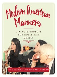 Cover Modern American Manners