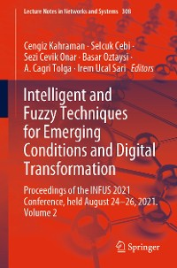 Cover Intelligent and Fuzzy Techniques for Emerging Conditions and Digital Transformation