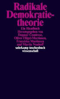 Cover Radikale Demokratietheorie
