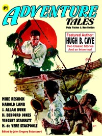 Cover Adventure Tales #1