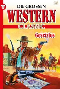 Cover Die großen Western Classic 58 – Western