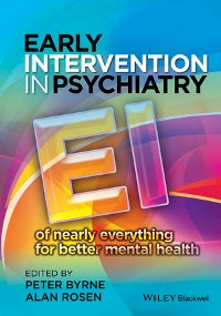 Cover Early Intervention in Psychiatry