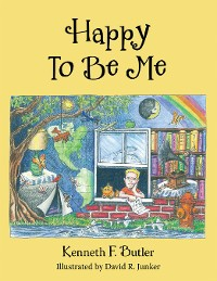 Cover Happy to Be Me