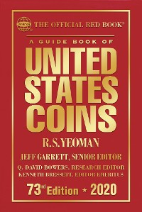 Cover A Guide Book of United States Coins 2020