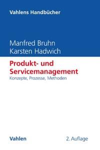 Cover Produkt- und Servicemanagement