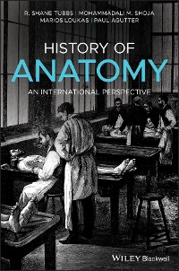 Cover History of Anatomy