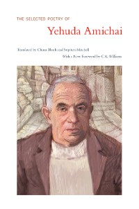 Cover The Selected Poetry Of Yehuda Amichai